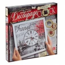 Набор для творчества Decoupage Сlock - Часы