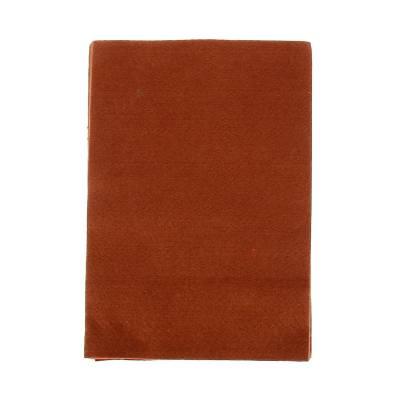 Декоративный фетр Soft, кофе, 10 листов Мир Рукоделия