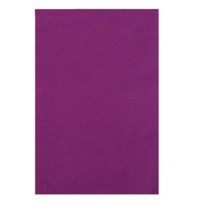 Декоративный фетр Soft, аметист, 10 листов Мир Рукоделия