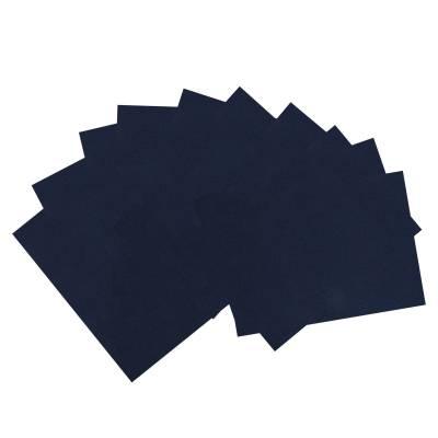 Декоративный фетр Soft, полуночно-синий, 10 листов Мир Рукоделия
