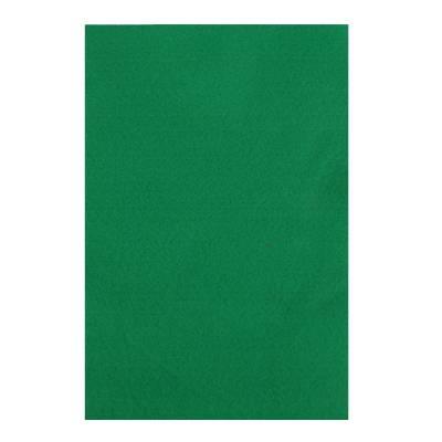 Декоративный фетр Soft, ярко-зеленый, 10 листов Мир Рукоделия