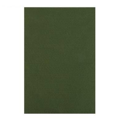 Декоративный фетр Soft, зеленый болотный, 10 листов Мир Рукоделия
