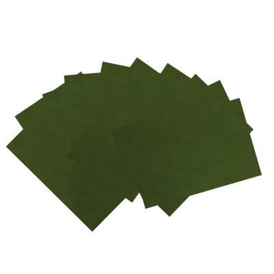Декоративный фетр Soft, болотно-зеленый, 10 листов Мир Рукоделия
