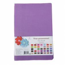 Декоративный фетр Soft, лавандовый, 10 листов Мир Рукоделия