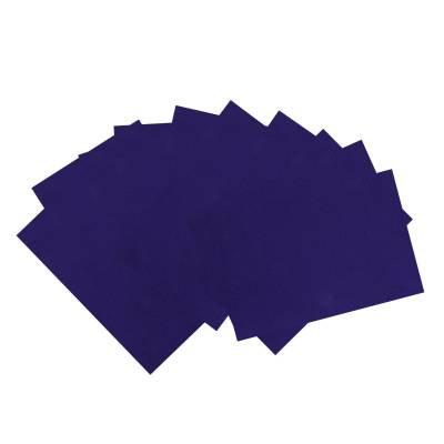 Декоративный фетр Soft, темный индиго, 10 листов Мир Рукоделия