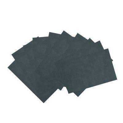Декоративный фетр Soft, серый муссон, 10 листов Мир Рукоделия