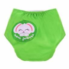 Многоразовый подгузник «Наш зайка», цвет зелёный Крошка Я