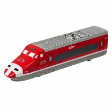 Cкоростной поезд Teamsterz, красный HTI