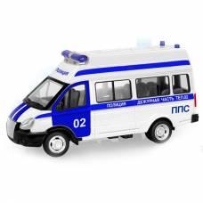 Инерционный микроавтобус