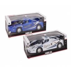 Игрушечная машина Famous car - Police (свет, звук), 1:10 Zhorya