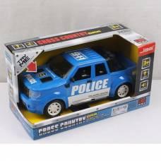Игрушечная машина Cross Country - Полиция (свет, звук)