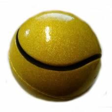 Мячик-попрыгунчик, желтый, 6 см Junfa Toys