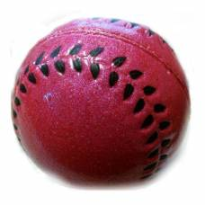 Мячик-попрыгунчик, розовый, 6 см Junfa Toys