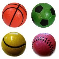 Мячик-попрыгунчик, 6 см Junfa Toys