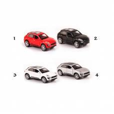 Масштабная модель автомобиля Porsche Macan, 1:50 Play Smart