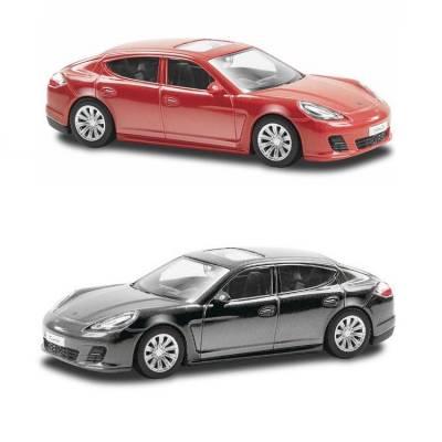 Коллекционная модель Porsche Panamera, 1:43 RMZ City