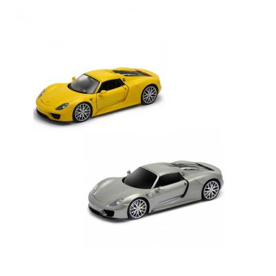 Коллекционная машина Porsche 918 Spyder, 1:24 Welly