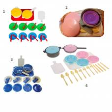 Игрушечный кухонный набор, 26 предметов Совтехстром
