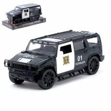 Джип инерционный «Полиция» Sima-Land