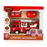 Пожарные машины на радиоуправлении