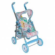 Прогулочная коляска для кукол Winx Club