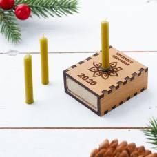 Набор магический, ларец со свечами
