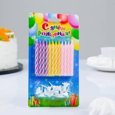 Набор свечей для торта