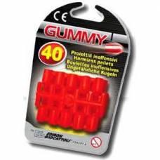 Мягкие пульки Gummi, 40 шт Edison
