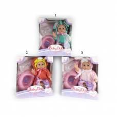 Интерактивный пупс Baby Doll c аксессуарами (пьет, писает)  Zhorya