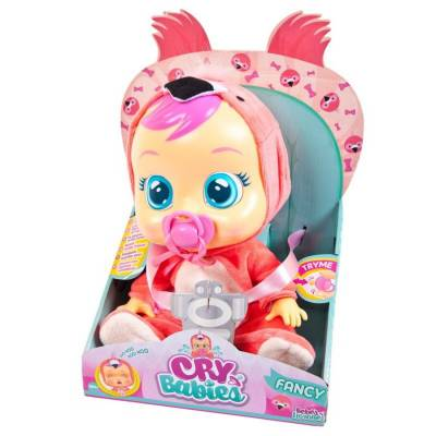 Плачущий младенец Fancy, 31 см IMC toys