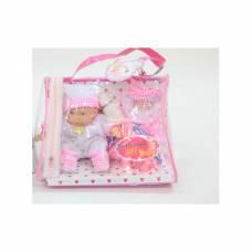 Пупс Baby Love в комбинезоне Shenzhen Toys
