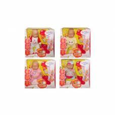 Функциональный пупс Baby Doll с аксессуарами (8 функций) Shantou