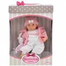 Мягконабивная кукла Bambolina, 36 см Dimian