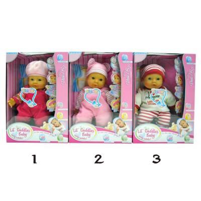 Пупс Cuddles Baby (звук), 30 см Shantou