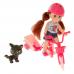 Игровой набор Bicycle Dream - Биргит с питомцем