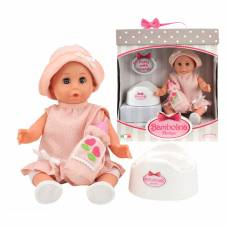 Кукла Bambolina с аксессуарами, 36 см Dimian