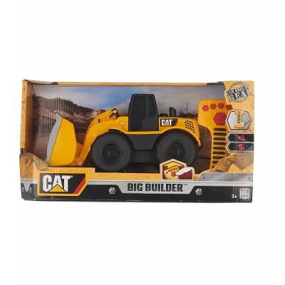 Экскаватор д/у Сat - Big Builder (звук), 22.5 см Toy State