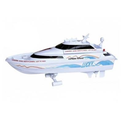 Катер р/у Great Speed Boat (на бат., свет), 37 см Shenzhen Toys