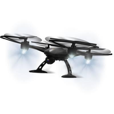 Квадрокоптер Gyro-Predator (камера, управление от смартфона Wi-Fi) 1TOY