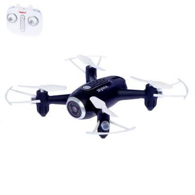 Квадрокоптер SYMA X22W, камера, передача изображения по Wi-Fi, барометр SYMA