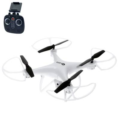 Квадрокоптер DRONE, камера 2,0 Mpx, регулировка камеры, передача изображения, барометр Sima-Land
