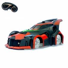 Антигравитационная машинка «СпортКар», радиоуправление, аккумулятор, ездит по стенам, свет Sima-Land