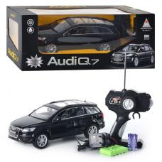 Радиоуправляемая машина Audi Q7 (на бат., свет, звук), 1:16 Qunxing Toys
