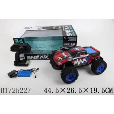 Высокоскоростная машинка на р/у Sneak Max (на аккум.), 1:12 Shantou