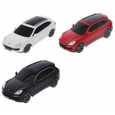 Машина р/у Porsche Cayenne Turbo (на аккум., свет), 1:18 GUOKAI