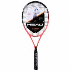 Ракетка большой теннис HEAD Ti. Reward Gr3, арт.232249, для начинающих, титан.сплав, крас Head&Shoulders