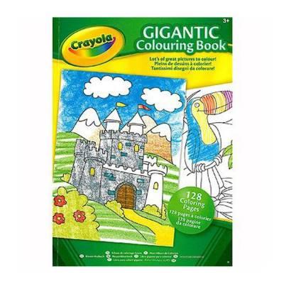 Большая раскраска Crayola