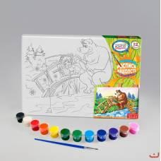 Набор «Роспись на холсте» Данко Тойс / Danko Toys