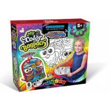 Набор креативного творчества My Color BagPack - Сова Данко Тойс / Danko Toys