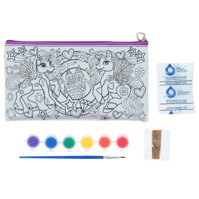 Набор для росписи пенала My Color Clutch - Пони Данко Тойс / Danko Toys